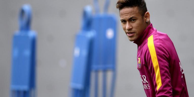 Neymar beschuldigd van fraude en corruptie