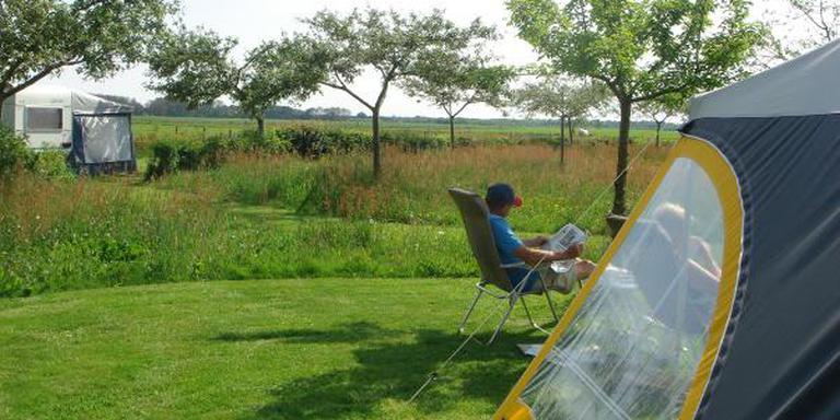 Camping Het Veentieshof is volgens de bezoekers van Zoover de beste camping van Drenthe. Foto: Veentieshof.nl