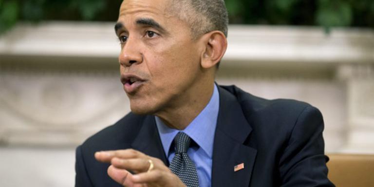 Obama heft sancties tegen Myanmar op