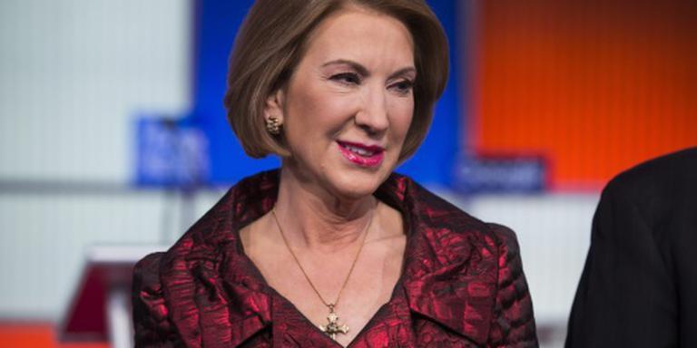 Cruz kiest Fiorina als vicepresident