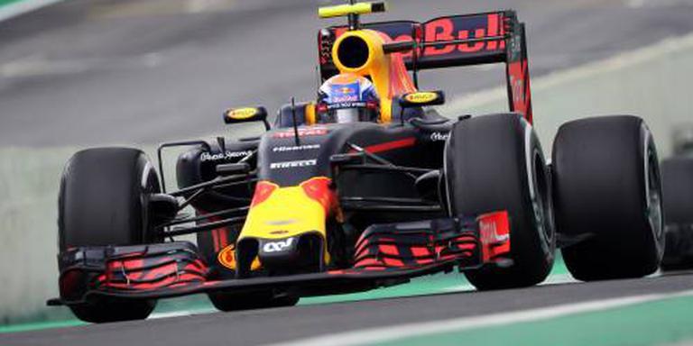 Verstappen vierde in kwalificatie GP Brazilië