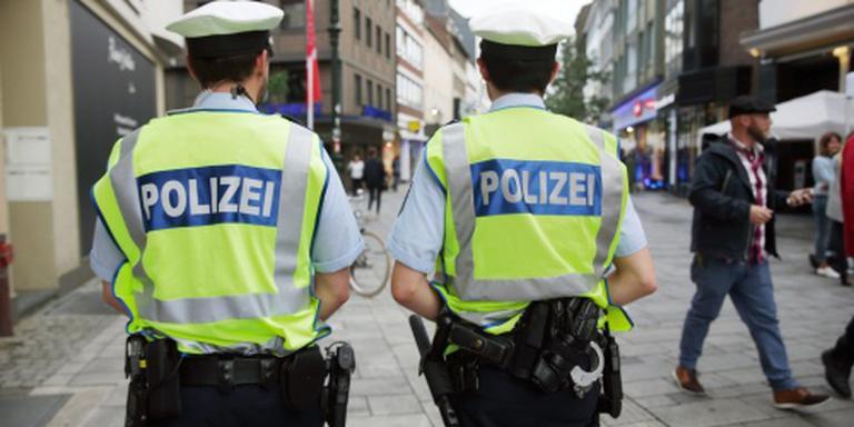 Politie Hamburg jaagt op onbekende schutter