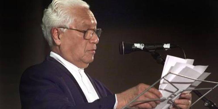 Oud-president Tutuhatunewa (RMS) overleden