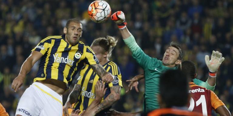 Turkse voetbaltopper in Istanbul uitgesteld