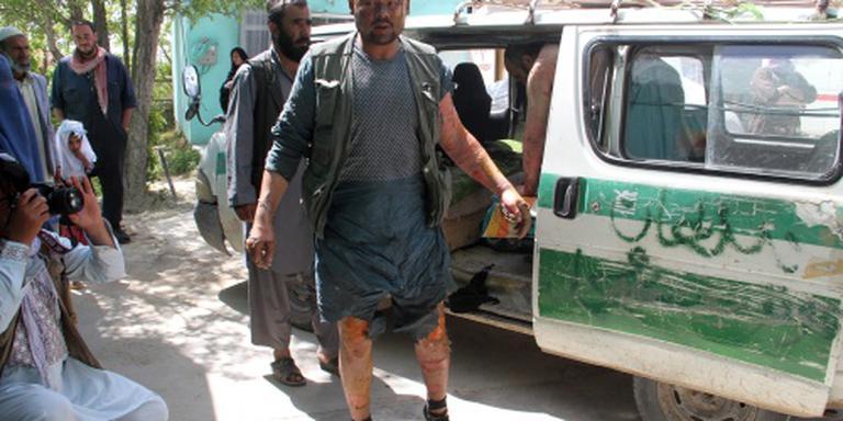 Doden bij ongeval met bussen in Afghanistan