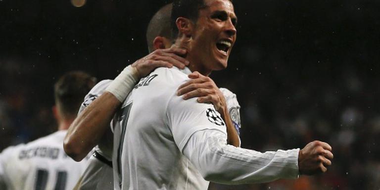 Ronaldo neemt met hattrick wraak tegen VfL