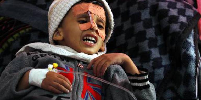 Eén op zes kinderen leeft in crisisgebied