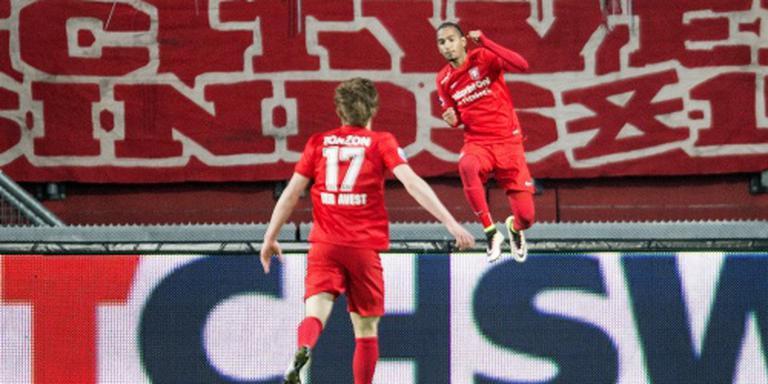 Excelsior lijdt late nederlaag bij FC Twente