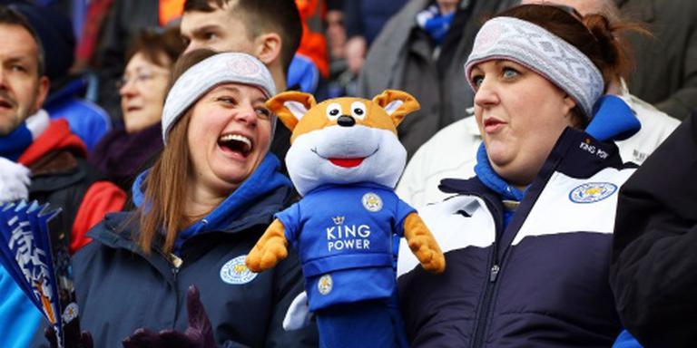 Leicester City profiteert