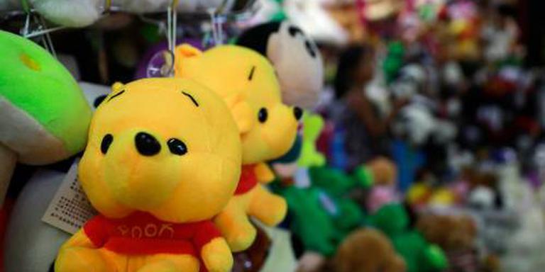 Taiwan spot met China om verbod Winnie de Poeh