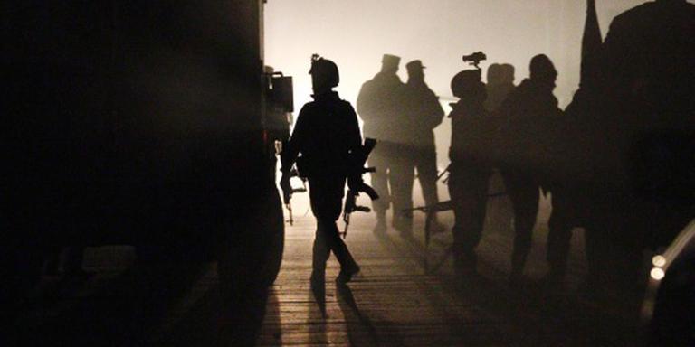 Weer aanslag in Kabul