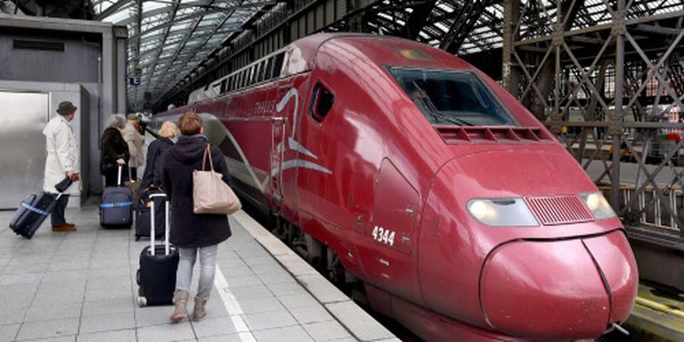 Thalys-treinen krijgen facelift