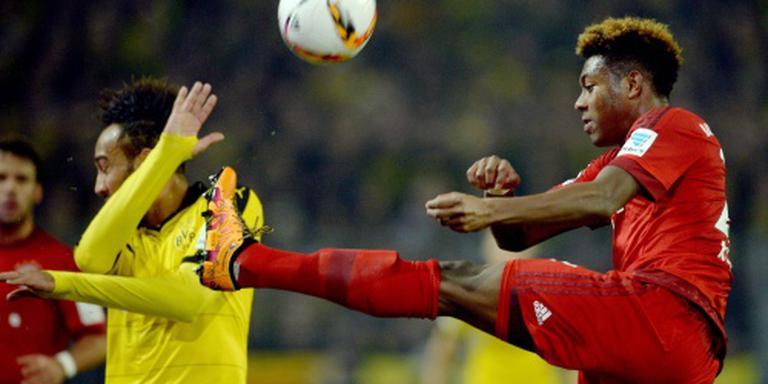 Beter Bayern wint niet van Dortmund