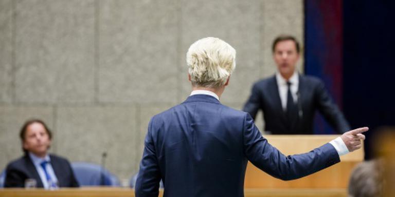 PVV dient klacht in tegen Rutte om referendum