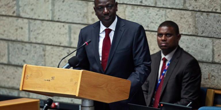 Vicepresident Kenia boekt overwinning op ICC
