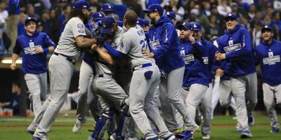Dodgers ten koste van Brewers in World Series