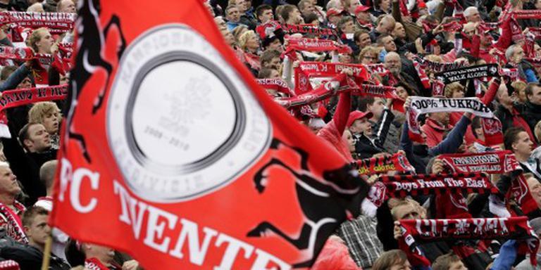 Supporters betalen boete Twente