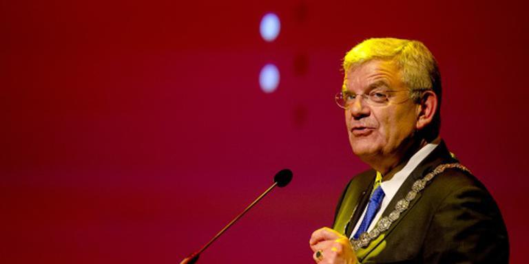 Japanse eer voor burgemeester Utrecht