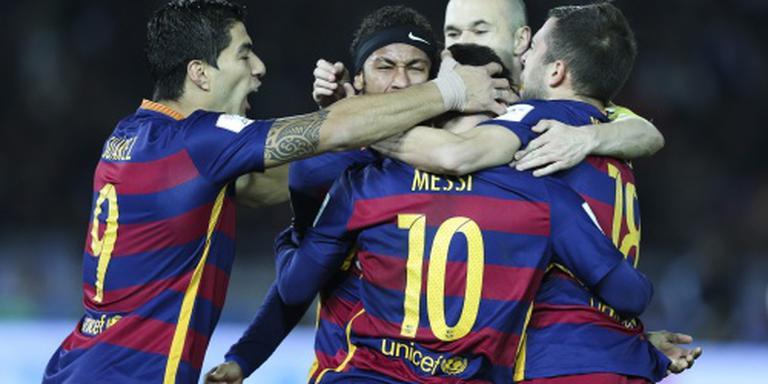 Wereldbeker voor FC Barcelona