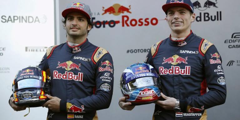 Verstappen loyaal aan Red Bull