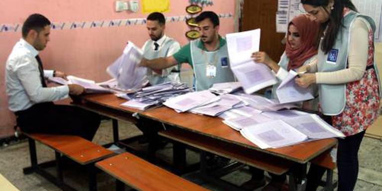 Stemmen verkiezing Irak opnieuw geteld