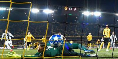 United en Juventus verliezen laatste duel