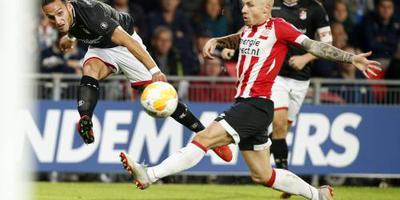 PSV ook tegen FC Emmen onaantastbaar