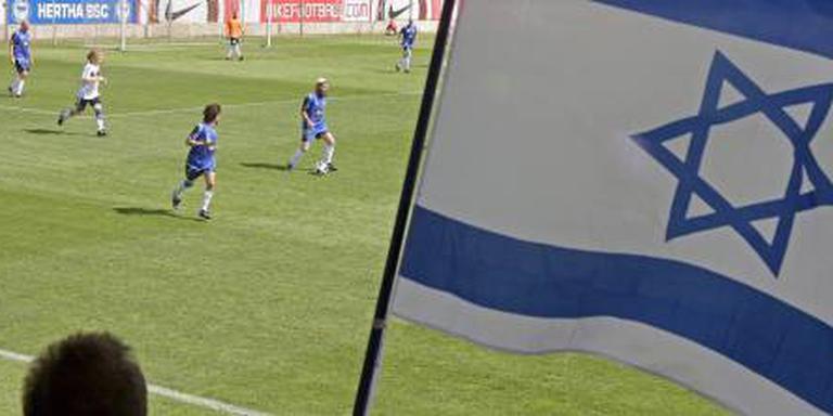 Cel voor aanslagplan voetbalteam Israël