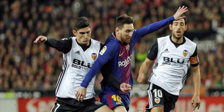 Barcelona woest op arbitrage in Valencia