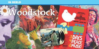 In Beeld: Woodstock
