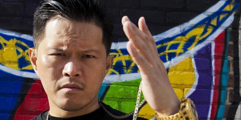 Taiwanese rapper Dwagie naar Groningen