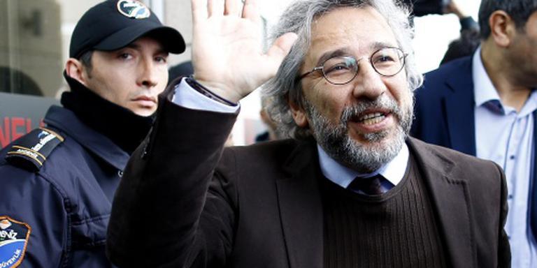 Belager Turkse journalist 'wilde intimideren'