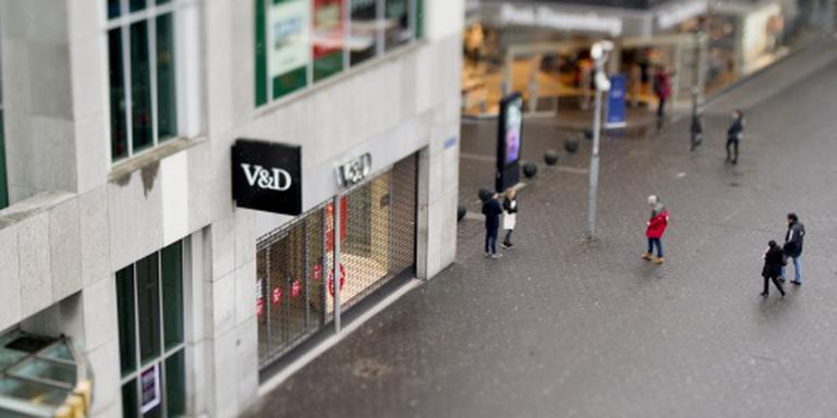 Schuldenberg V&D zeker 100 miljoen euro