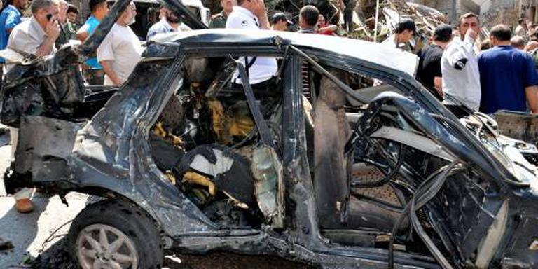 Syrische ontwikkelaar chemische wapens gedood