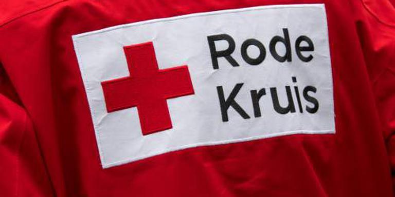Rode Kruis voorbereid op opvang brand Nunspeet