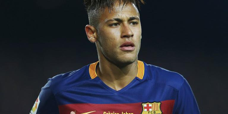 Ook Neymar vrijuit in fraudezaak