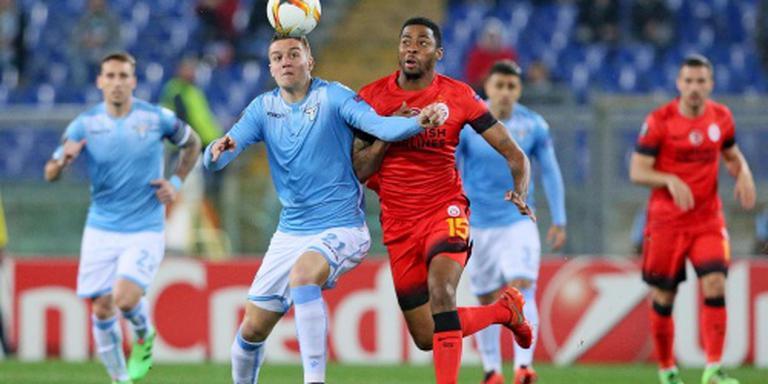 Lazio schakelt Galatasaray uit