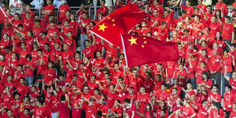 Chinese voetbalbond voortaan onafhankelijk