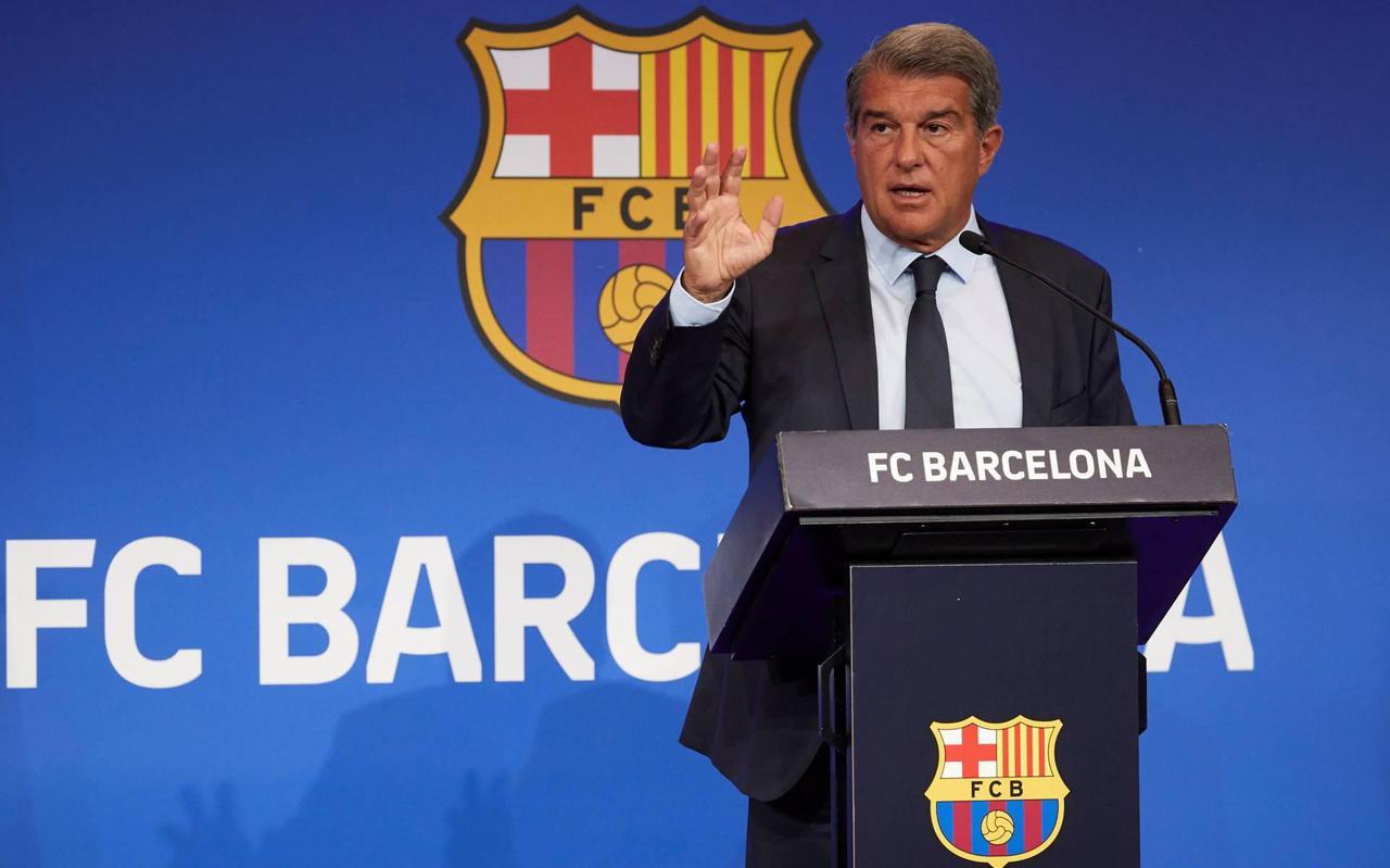 Barça positief over toekomst ondanks 451 miljoen verlies