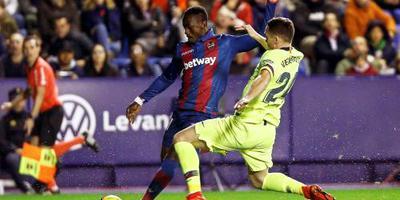 Barcelona zonder Vermaelen naar Lyon