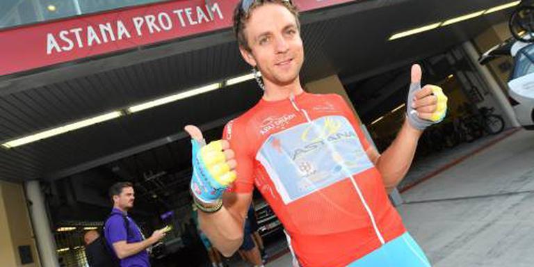 Kangert wint Ronde van Abu Dhabi