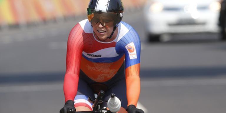 Zeven medailles op dag zeven van Paralympics