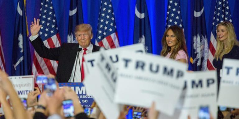 Ook South Carolina naar Trump