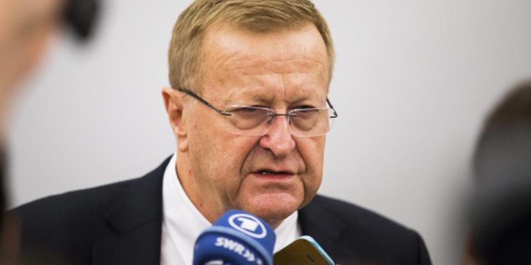 Vicevoorzitter IOC geeft Rusland geen hoop