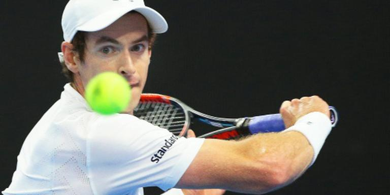 Murray pakt veertigste ATP-titel in Peking