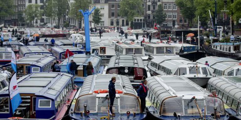 Amsterdamse rederijen vrezen nieuw beleid