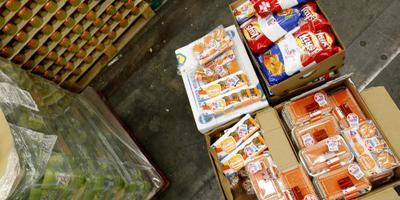 Meer klanten voedselbank