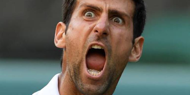 Djokovic opnieuw in kwartfinales op Wimbledon