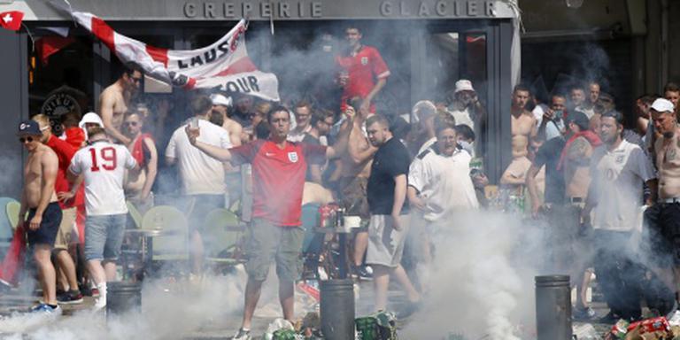 Opnieuw voetbalrellen in Marseille