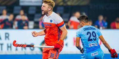 Matchwinner Van der Weerden: het was genieten